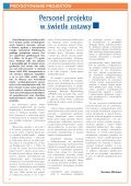 Biuletyn Europejski Fundusz Społeczny na Podkarpaciu nr 4 ... - Page 6