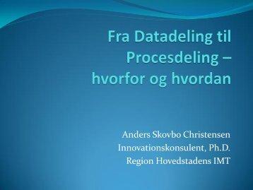 Anders Skovbo Christensen - InfinIT