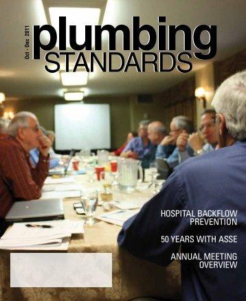 View simple (PDF) version - American Society of Sanitary Engineering
