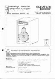 Kocioł KTX 50-84 - De Dietrich