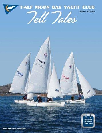 Aug 7 - Half Moon Bay Yacht Club