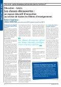 Faire école : quelles dynamiques partenariales dans les ... - Pep - Page 6