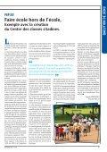 Faire école : quelles dynamiques partenariales dans les ... - Pep - Page 7