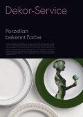 Bauscher Porzellan, Form Silhouette - Badorf - Seite 6
