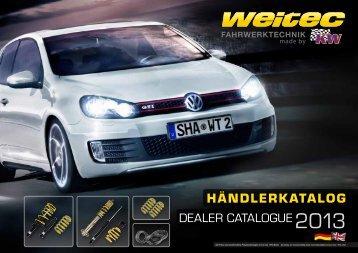 Weitec Fahrwerke 2013 (5 MB) - KERSCHER TUNING