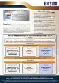 Romania Retail Summit - Blue Business Media - Page 3