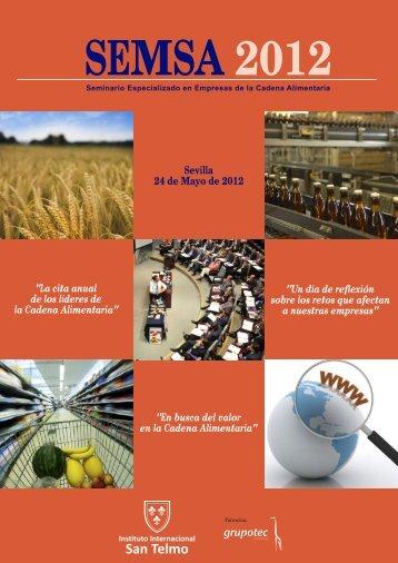Descarga en PDF información del SEMSA - Instituto Internacional ...