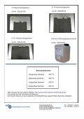 Werkzeuge und Messmittel - Wellenhöhe/Füllung/ Seminartermine - Page 2
