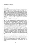 Social and Behavioural Aspects of Climate Change - the NESC ... - Page 5