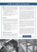 Memoria anual 2003 - JRS - Page 6