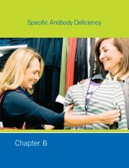 Specific Antibody Deficiency