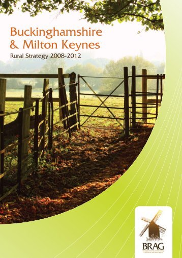 Rural Strategy - Buckinghamshire County Council