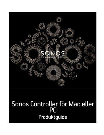Sonos-favoriter - Almando