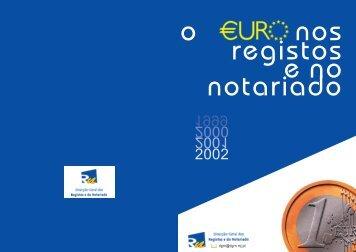 O Euro € nos Registos e no Notariado - Portal do Cidadão