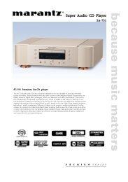 Super Audio CD Player - Supersonido