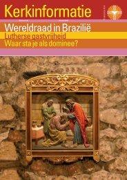 Wereldraad in Brazilië - Protestantse Kerk in Nederland