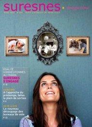 Suresnes Magazine - N°229 - Mars 2012