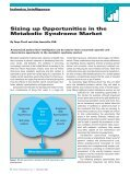 Seven Keys to Turning Market Research Into a Competitive Advantage - Page 2