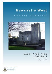 01. Newcasle West Local Area Plan ( pdf file - 3593 kb in size)