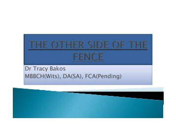 Tracy Bakos