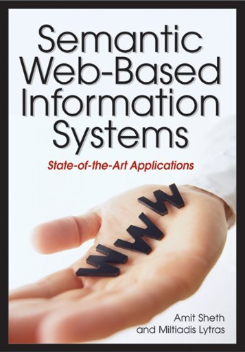 Semantic Web-Based Information Systems: State-of-the-Art ...