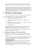 Samlet oversikt over retningslinjer for multippel koding 1 ... - KITHs - Page 3