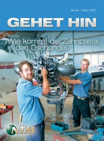 Januar - März 2007 - IrMarc.info