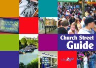 Church Street Guide - Westminster City Council
