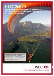 Avec HSBC Opti 3-8 - Kelplacement.com