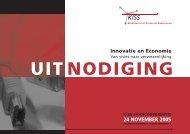 uitnodiging (pdf) - KennisInstituut Stedelijke Samenleving