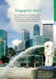 Singapore story - Tata Technologies