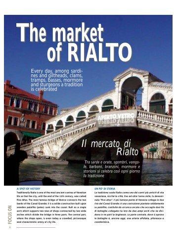 Il mercato di Rialto - Venice Magazine