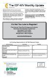 IOF-WV Monthly Update - Vol. 13.11, November 2012 - Page 2