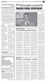 PT CONTRARIA GOVERNO E APOIA AUMENTO DE ... - Bem Paraná - Page 3