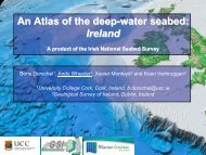 An Atlas of the deep-water seabed: Ireland - Geological Survey of ...