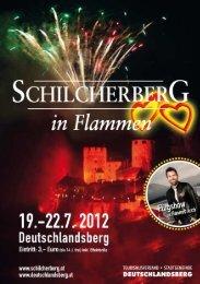 Festprogramm zum Downloaden - Schilcherberg in Flammen