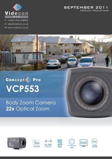 VCP553 - Videcon