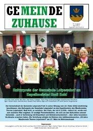 Gemeinde Zuhause 1/2012 (PDF) - Gemeinde Loipersdorf