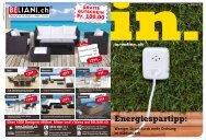 Energiespartipp: - in-online.ch