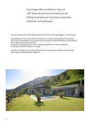 Dokumentation als pdf hier - Casafile