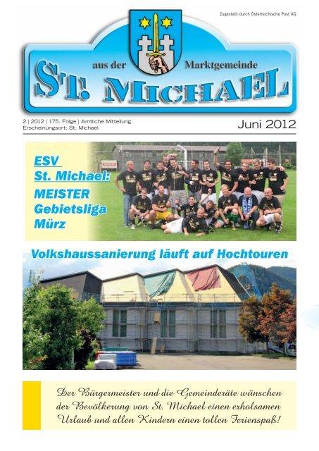 Sankt michael in obersteiermark singles kostenlos - Kssen single