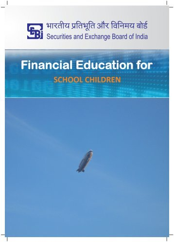 Booklet - Securities and Exchange Board of India