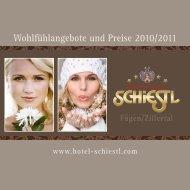 mit Hildegard Schweinberger - Hotel Schiestl