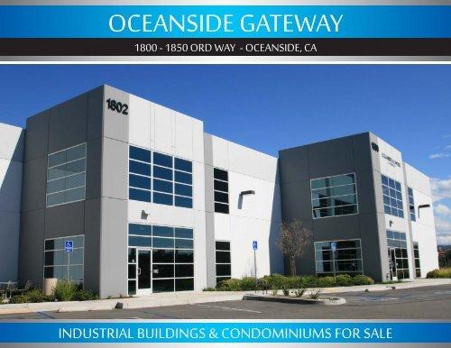OCEANSIDE GATEWAY