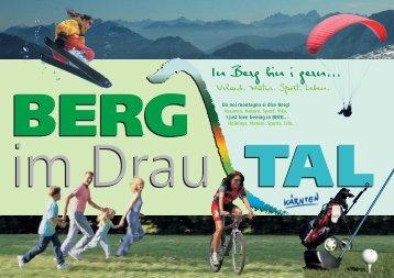 Informationen über Berg/Drautal - Ferienhotel Sunshine