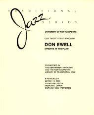 DON EWELL