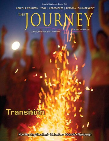 September-October 2010 - The Journey Magazine