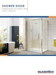 shower door - Plataforma Arquitectura