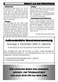 Klarenbachbote 4.07 - Evangelische Klarenbach-Kirchengemeinde - Page 5