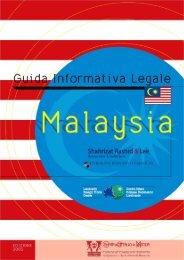 Malaysia - Camera di Commercio di Mantova